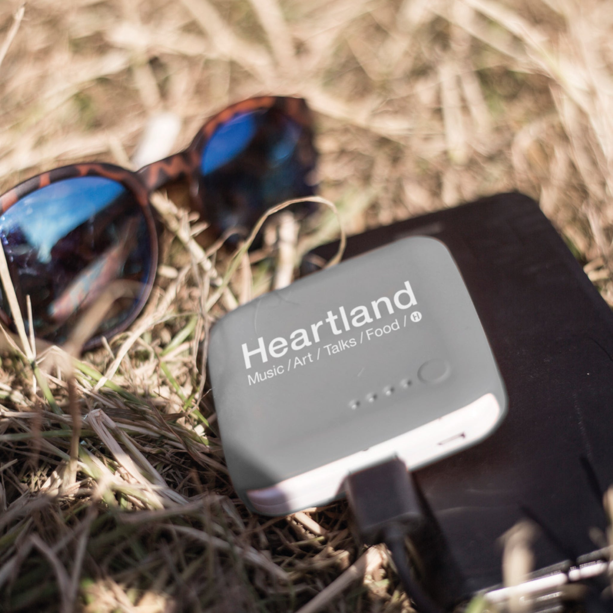 Heartland Sleeve (Passer kun til pocket charger)