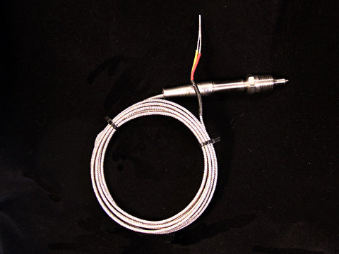Exposed Tip Thermocouple