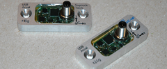 USB Tri-Axial Accelerometer