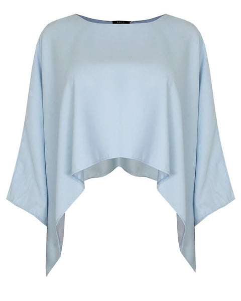 Inighi Cape Top (Also available in Ivory)