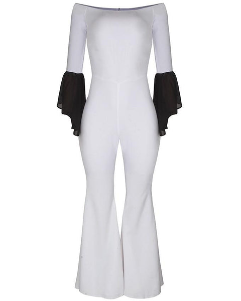 Inighi Bell Sleeve Jumpsuit - INIGHI  - 1
