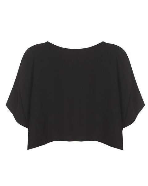Inighi See-Through Basic Blouse