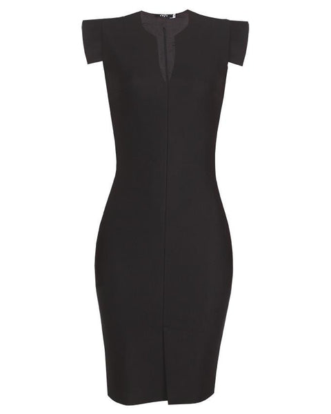 Inighi V-Neckline Dress