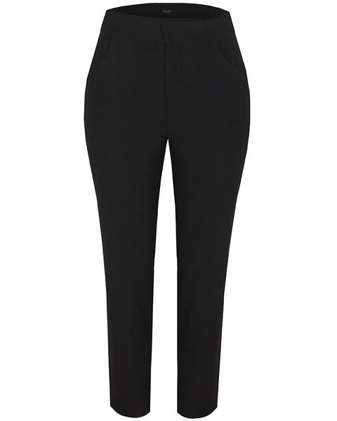 Inighi Straight Leg Pants - Black