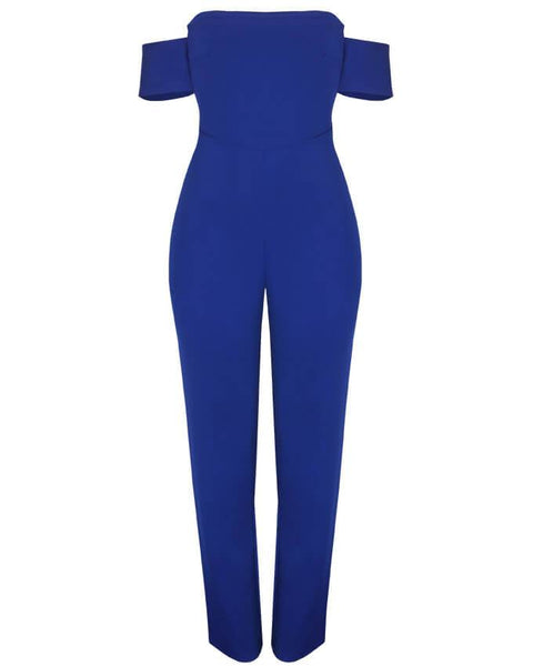Inighi Cold Shoulder Jumpsuit