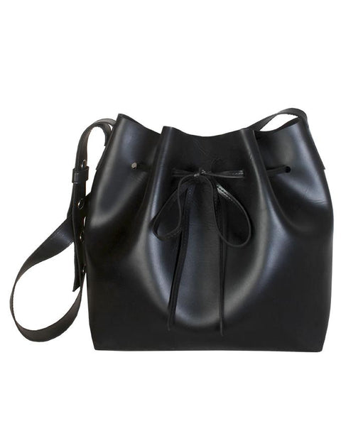 Inighi Cross-Body Bucket Bag