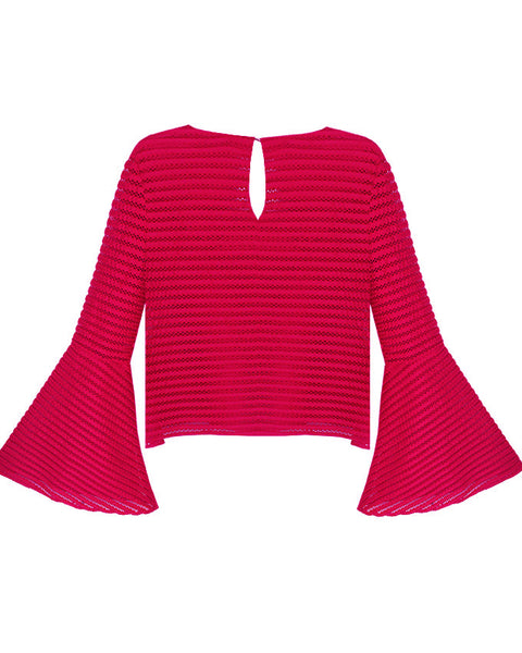 Inighi Full Bell Sleeve Top