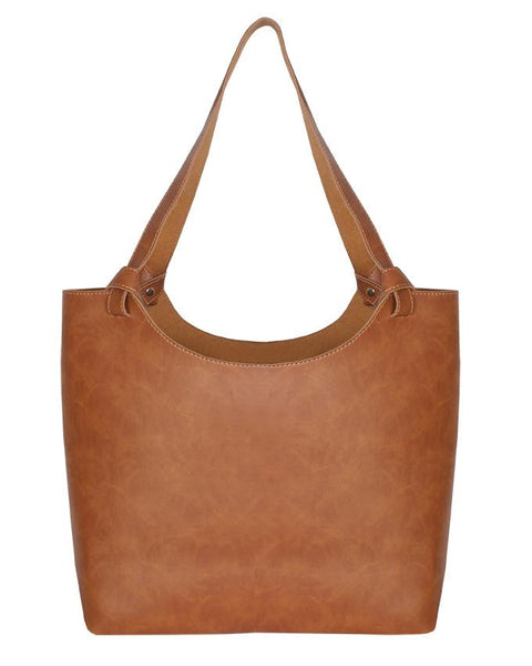 Inighi Knotted Strap Tote Bag