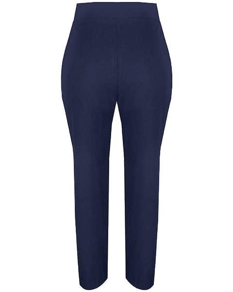 Inighi Straight Leg Pants - Navy