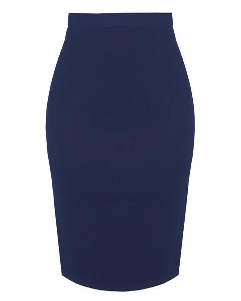 Inighi Pencil Skirt - Navy