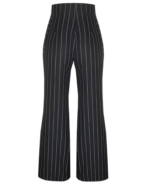 Inighi Stripped Print Pants Set