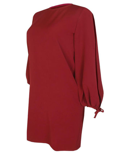 Inighi Tie Sleeve Shift Dress