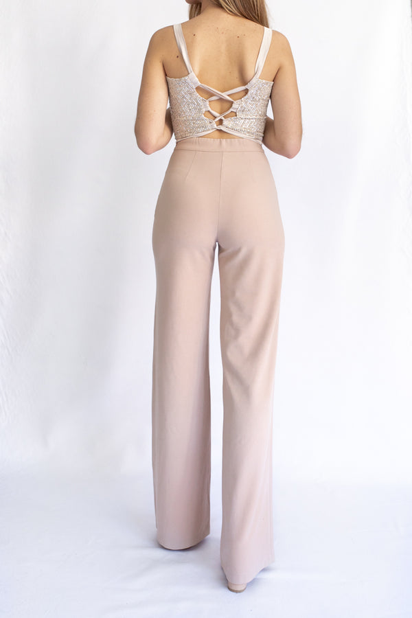 RIVIERA NUDE TROUSERS