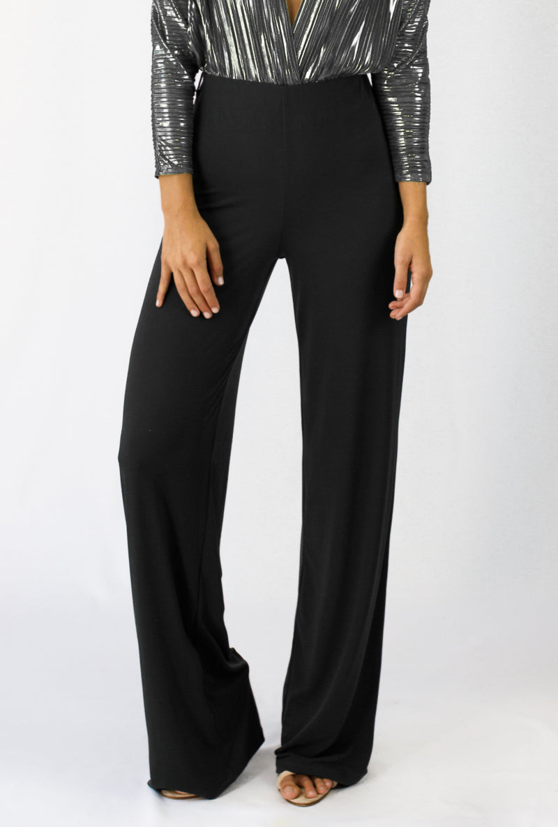 PERSIA BLACK TROUSERS