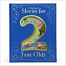 Collection of Stories for a 2, 3, 4, 5 Year Old