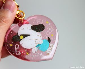 Heart Charm Animal Crossing Lucky
