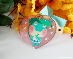 Heart Charm Animal Crossing Lily