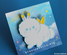 Load image into Gallery viewer, Cloudy Bunny