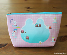 Load image into Gallery viewer, Bunny Bath Pouch