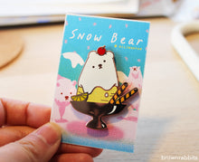 Load image into Gallery viewer, Snow Bear