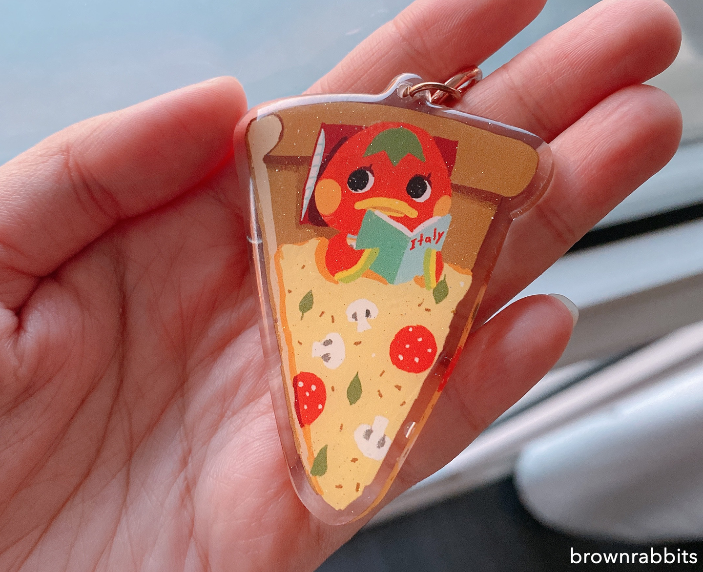 Animal Crossing Ketchup