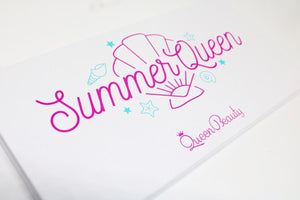 "Queen Beauty - Sombras ""SUMMER QUEEN"""