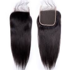 18-20inch Diva Straight 4x4 Closure