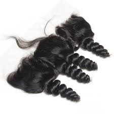 10-12inch Diva Loose Wave Frontal