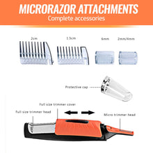 Load image into Gallery viewer, MicroRazor - 5 -in-1 Trimmer