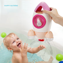 Load image into Gallery viewer, Bath Time Rocket Toy