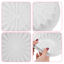 Load image into Gallery viewer, Geometric Origami Silicone Cake Mold
