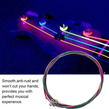 Load image into Gallery viewer, MusicBoard Luminous Guitar Strings (6Pcs)
