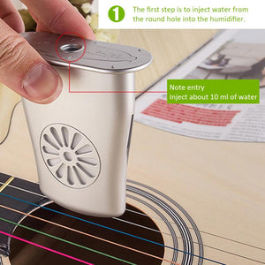Acoustic Guitar Soundhole Humidifier