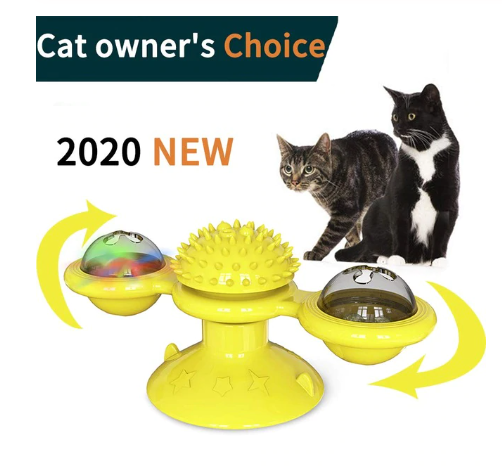 Windmill Cat Toys