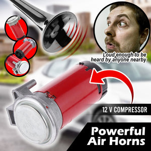 Ear Blaster Car Horn + FREE SHIPPING