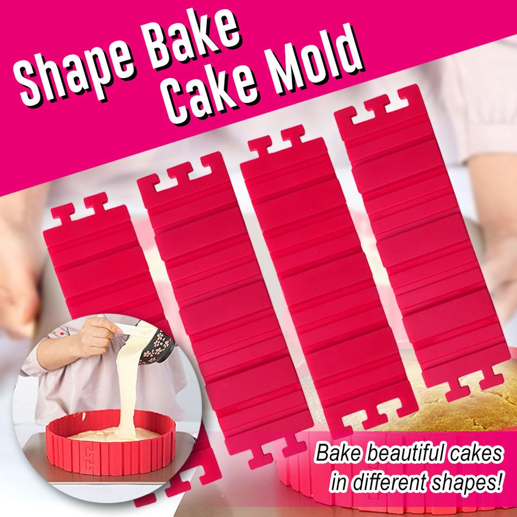 Shape Bake Cake Mold