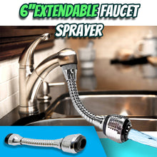 Load image into Gallery viewer, 360°Flexible Faucet Sprayer - Premium Edition