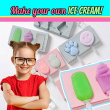Load image into Gallery viewer, Ice Cream Shape Mold
