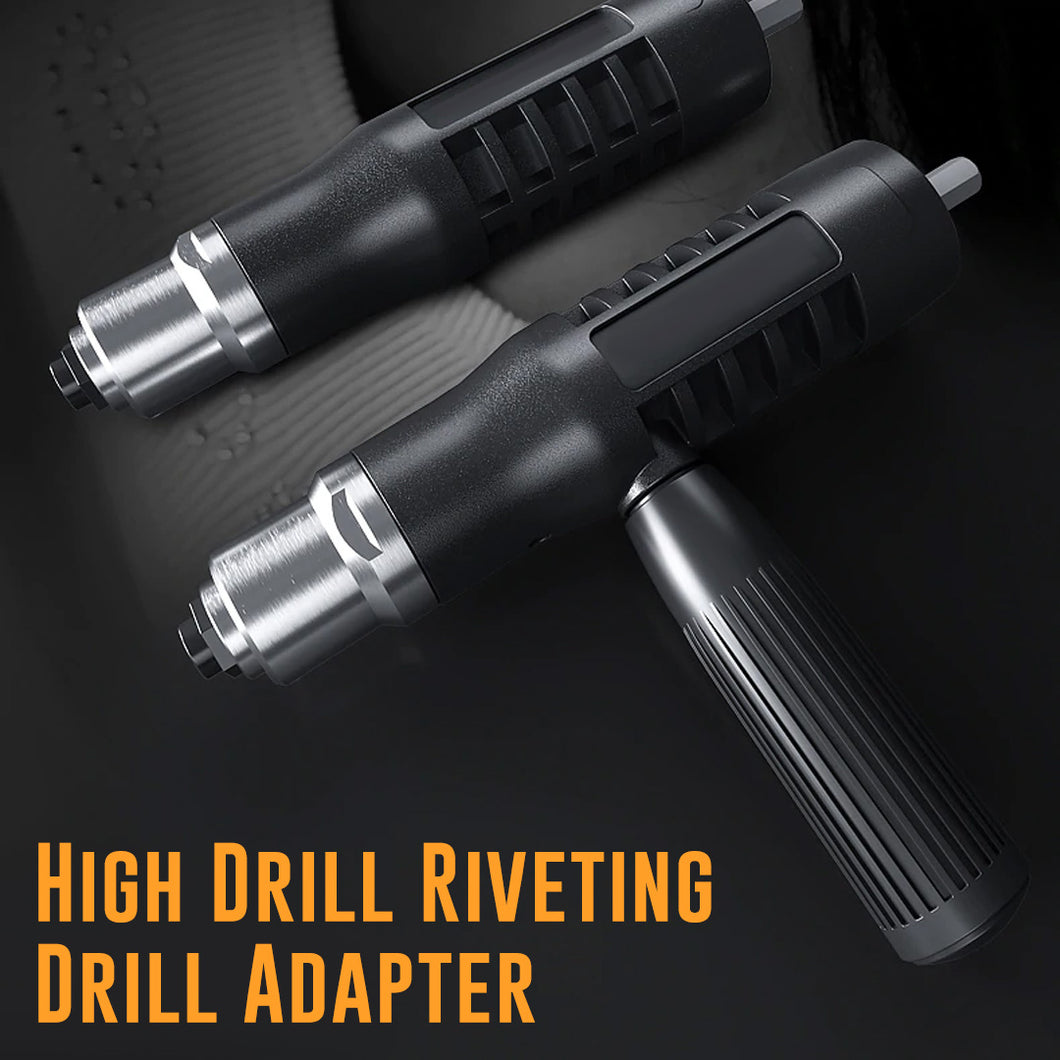 High Drill Riveting Drill Adapter