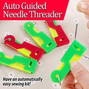 Auto Guided Needle Threader