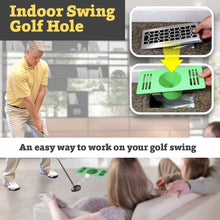 Load image into Gallery viewer, Indoor Swing Golf Hole