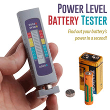 Load image into Gallery viewer, Power Level Battery Tester