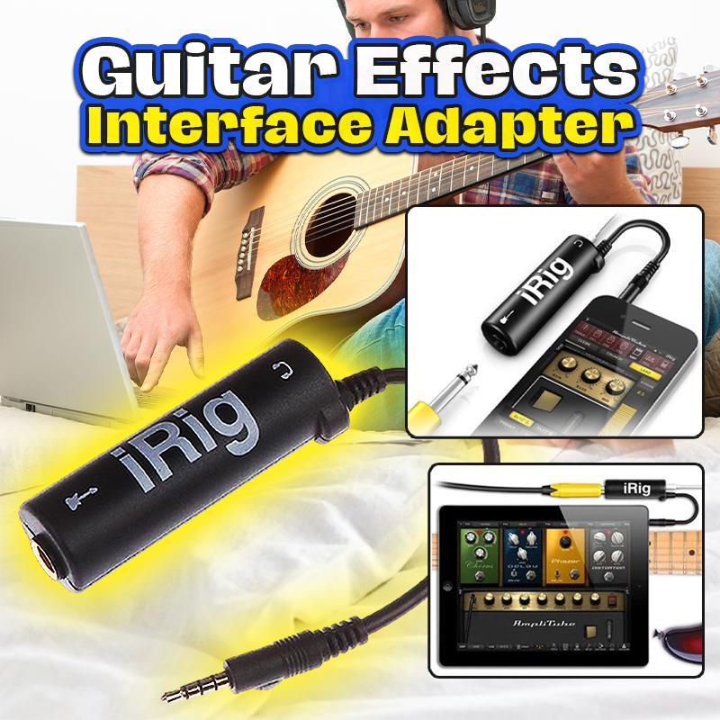 Guitar Effects Interface Adapter