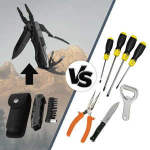 10 in 1 Outdoor Survival Tool Kit