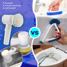Load image into Gallery viewer, 5 in 1 Electric Cleaning Brush