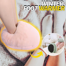 Load image into Gallery viewer, Winter Foot Warmer