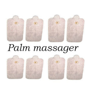 8 xl pads (4 pair) - Palm Nrg & Repeat the heat