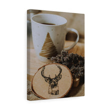 Load image into Gallery viewer, Canvas Gallery Wraps: Two Things I Love, Coffee & Hunting - Coffee Chronicles