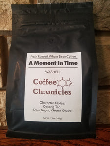 A Moment in Time, Ethiopia - Coffee Chronicles