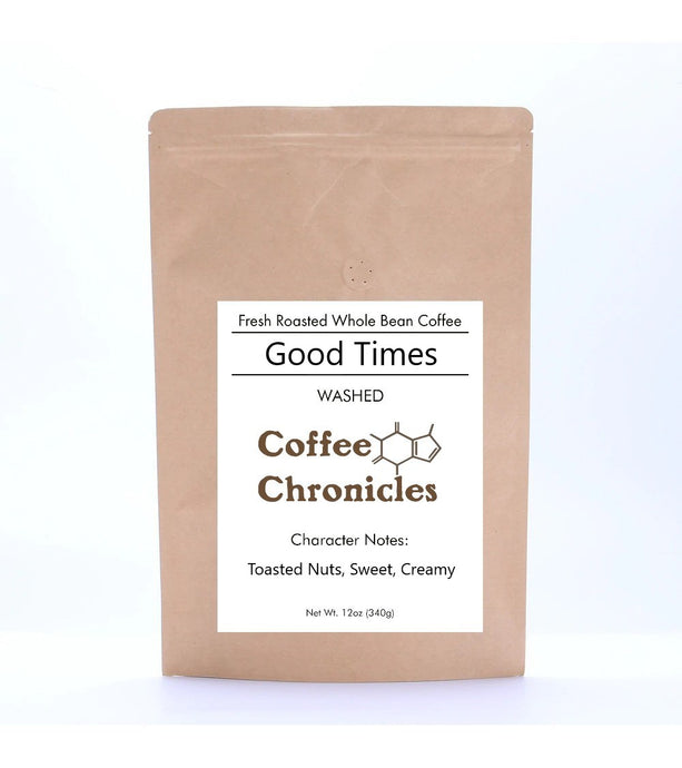 Good Times, Gautemala - Coffee Chronicles